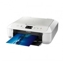 Canon PIXMA MG6870 Multi-Function Photo Printer - White