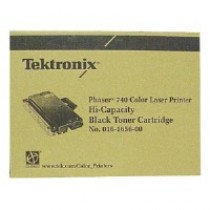 TEKTRONIX 016-1656-00 HI-CAPACITY BLACK TONER CARTRIDGE