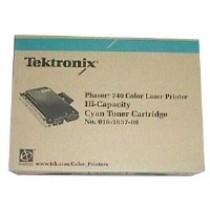 TEKTRONIX 016-1657-00 HI-CAPACITY CYAN TONER CARTRIDGE