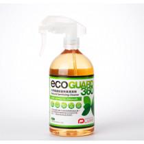ecoGUARD 360 天然極速殺菌除臭清潔劑 (500ml)