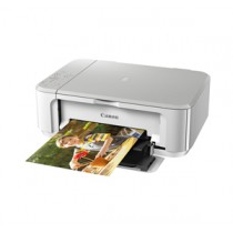 Canon PIXMA MG3670 Multi-Function Photo Printer - White