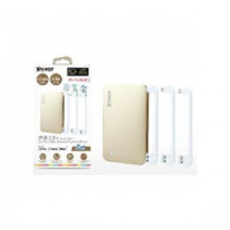 XPOWER PB12+ 12000mAh MFI POWER BANK – GOLD(XP-PB12+-GD)