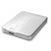 "WD My Passport Ultra 2.5"" USB 3.0 External HDD 3TB (White)"