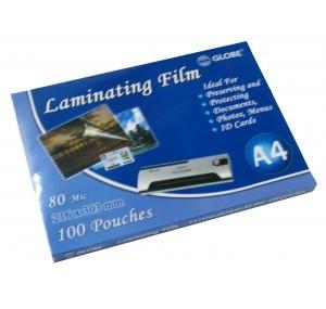 地球牌 A4 過膠片  216mm x 303mm (80 Mic.)