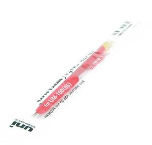 三菱 UMR-5 啫喱筆用替芯 - 紅色 (UM-100用)