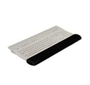 3M WR310MB 凝膠鍵盤腕墊(黑色)