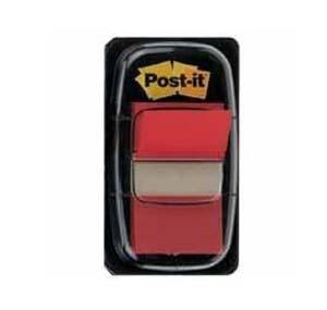 3M  680-1 抽取式旗仔 - 紅色 (50張裝)