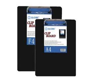 F4  黑色單板夾