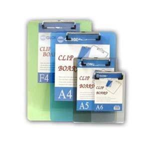 A5   透明雜色單板夾