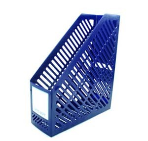 DATA BASE MF-101 珍寶雜誌架 - 藍色