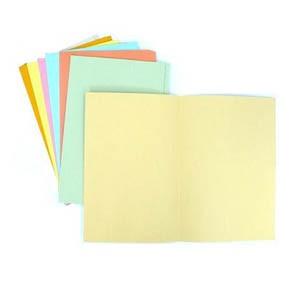 F4 一級紙文件套 - 米色