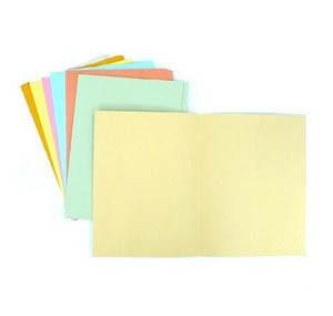 A4 一級紙文件套 - 藍色