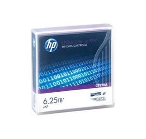 HP C7976A LTO 6 ULTRIUM 6.25TB MP RW TAPE
