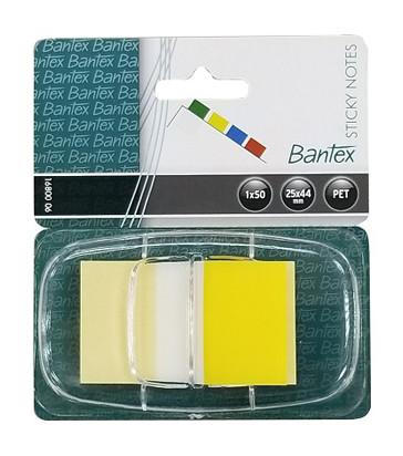 辦得事 16800-06 抽取式標籤 - 黃色 (50張裝)