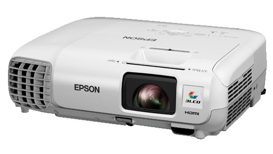 EPSON EB-97H PROJECTOR