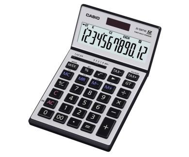 卡西歐 JS-120TVS 桌面型計數機 (12位)