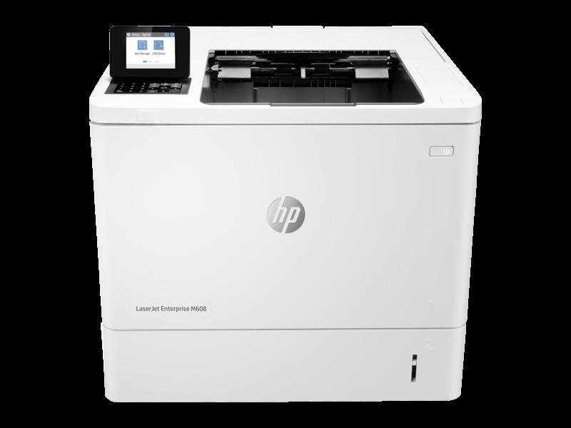 HP K0Q18A LASERJET M608DN PRINTER