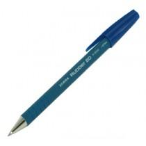 斑馬牌 R8000 橡膠安全原子筆 - 藍色