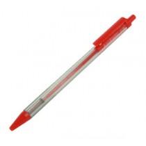 三菱 SN-80 按制原子筆 - 紅色