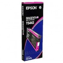 EPSON T544300 洋紅色墨水匣