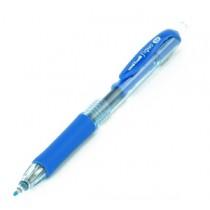 三菱 UMN-152 按制雙珠啫喱筆 - 藍色 0.5mm