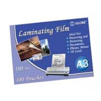 地球牌 A3 過膠片  303mm x 426mm (100 Mic.)