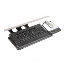 3M AKT180LE Adjustable Keyboard Tray