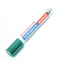 POWERLINE PM-885 方咀箱頭筆 - 綠色