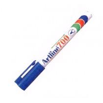 雅麗牌 700 幼咀記號筆 - 藍色
