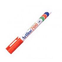 雅麗牌 700 幼咀記號筆 - 紅色