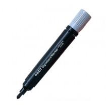 百樂牌 WBMAR-M 膠桿白板筆 - 黑色