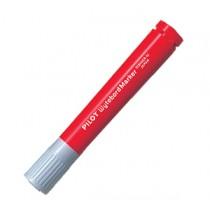 百樂牌 WBMAR-M 膠桿白板筆 - 紅色