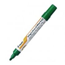 百樂牌 WBMK-M 銻桿白板筆 - 綠色