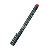 百樂牌 SW-DR 0.3mm 繪圖筆 - 紅色