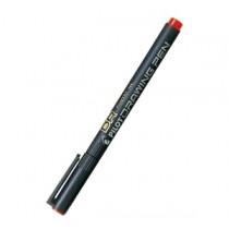 百樂牌 SW-DR 0.8mm 繪圖筆 - 紅色