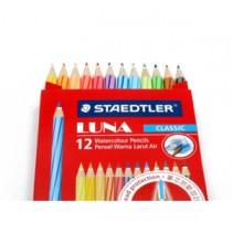 施德樓 137 01 C12 水溶性木顏色筆