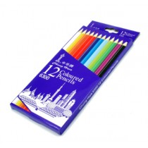 中華牌 6300-12 木顏色筆