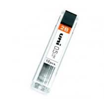 三菱 UL-1405 鉛芯 0.5mm - 2B (12支裝)