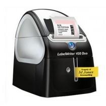 DYMO LABEL WRITER 450 DUO 專業型英文電子標籤及標貼兩用機