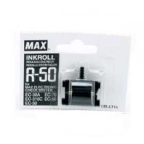 MAX R-50 支票機墨轆 - 黑色
