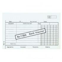 1786A 大本英文傳票 - BANK