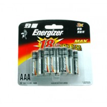 勁量鹼性電池 E-92 3A (18粒裝)