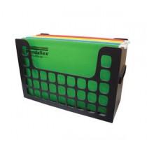 易達 迪高桌面 F4 掛袋存放盤 - 黑色