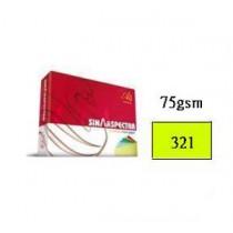 SINAR  75gsm  COPY PAPER  A4 - CYBER HP GREEN (#321)