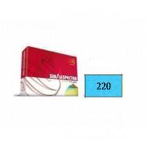 SINAR  80gsm  COLOR COPIER PAPER  A4 - Turquoise (#220)