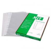 MIT 4042 11孔文件保護套 A4 (0.08mm)