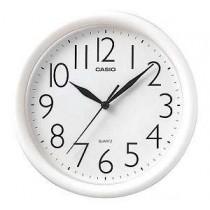 卡西歐 IQ01-7R 掛牆時鐘 (白框)