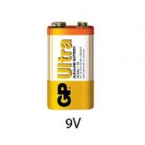 GP超霸 9V 特強鹼性電池 (獨立裝)