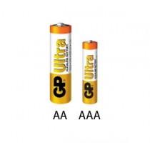 GP超霸 24A (AAA) 特強鹼性電池 (2粒裝)