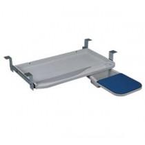 好利時 SL-449 鑽檯式鍵盤櫃連活動滑鼠墊
